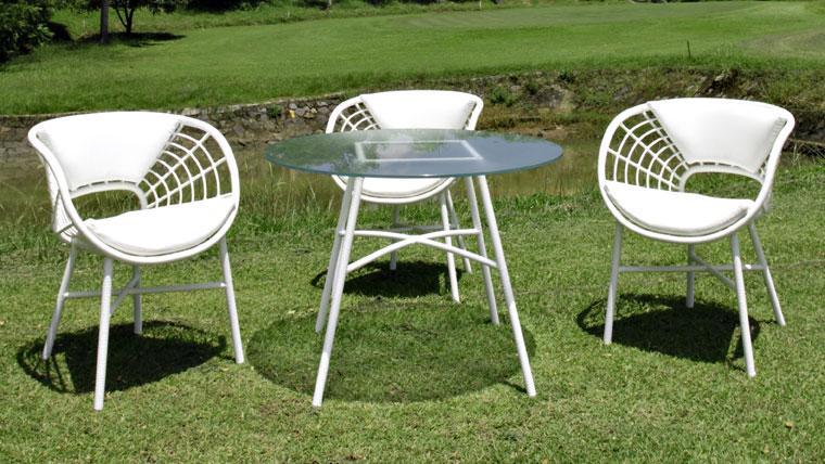 Genießen Sie Das Leben Im Freien, Mit Den Wetterfesten Möbeln Aus Der Schütz  Outdoor Kollektion.